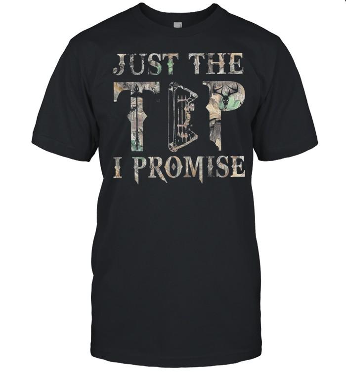 Just the tip I promise shirt Classic Men's T-shirt
