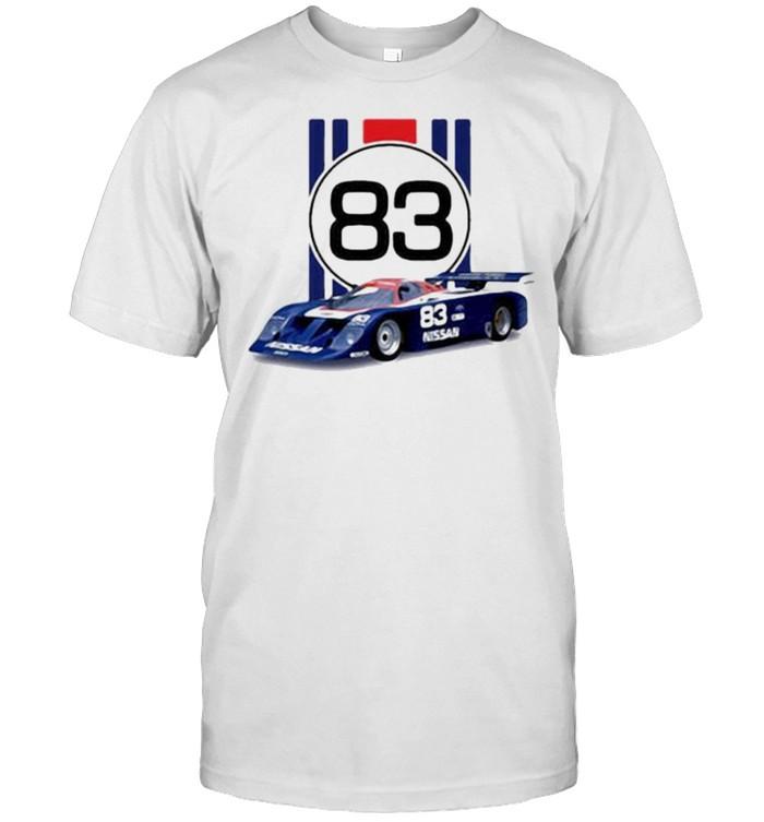 83 Nissan GTP ZX Turbo  Classic Men's T-shirt