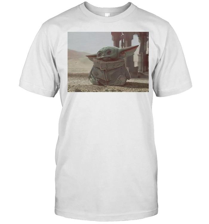 Baby Yoda The Mandalorian shirt Classic Men's T-shirt