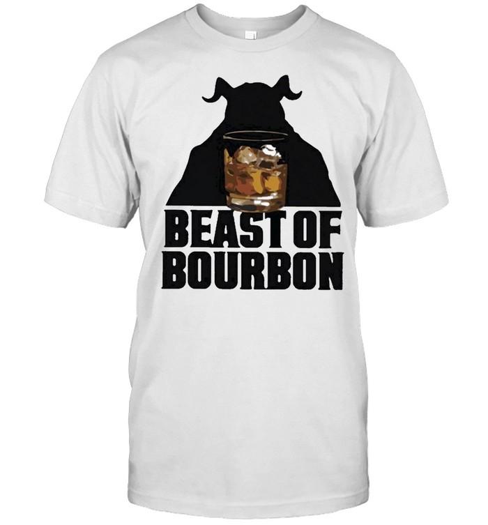 Bourbon beast of bourbon shirt Classic Men's T-shirt
