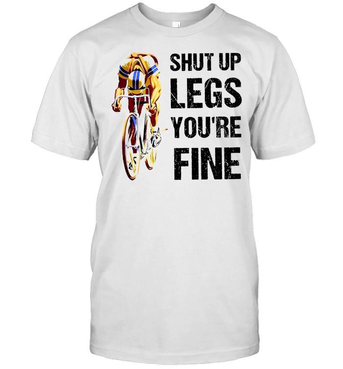 Shut up legs you're fine shirt Classic Men's T-shirt