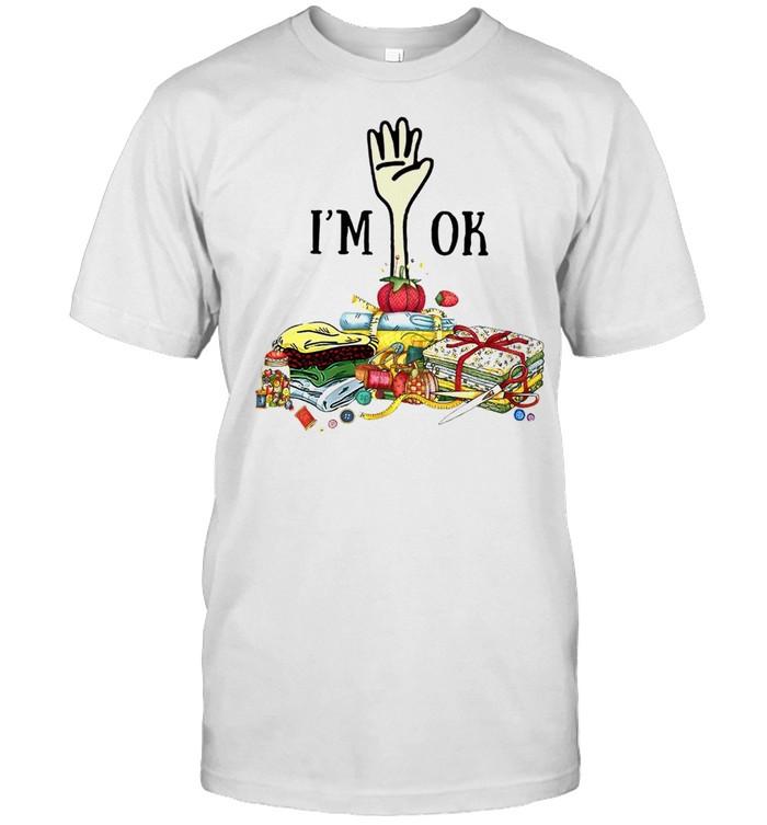 I'm Ok Classic T-shirt Classic Men's T-shirt