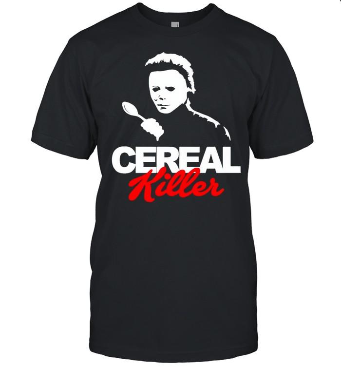 Michael Myers cereal killer shirt Classic Men's T-shirt