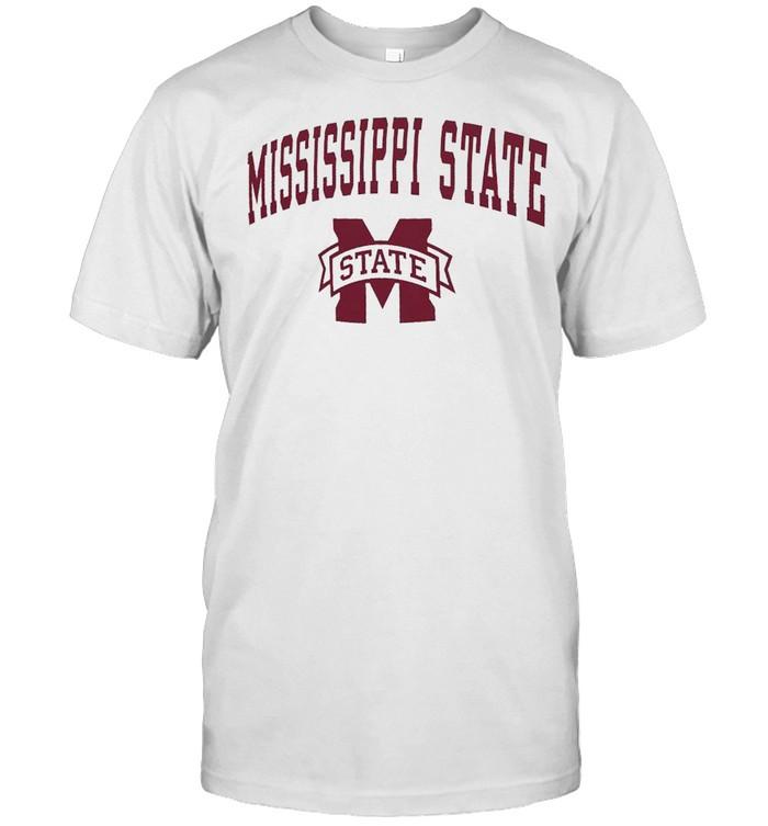 Mississippi State Bulldogs Logo Campus shirt Classic Men's T-shirt