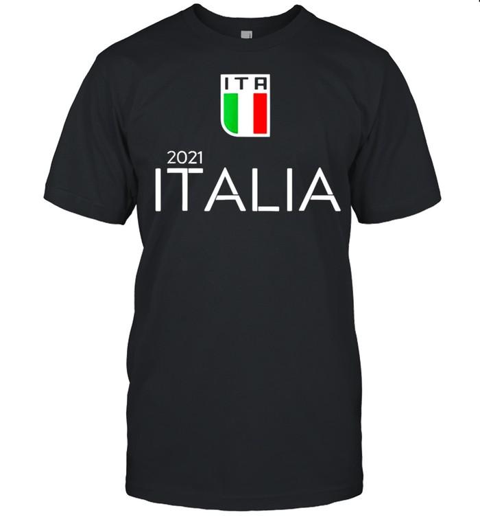 Italy Jersey Soccer 2020 2021 Italian  Classic Men's T-shirt