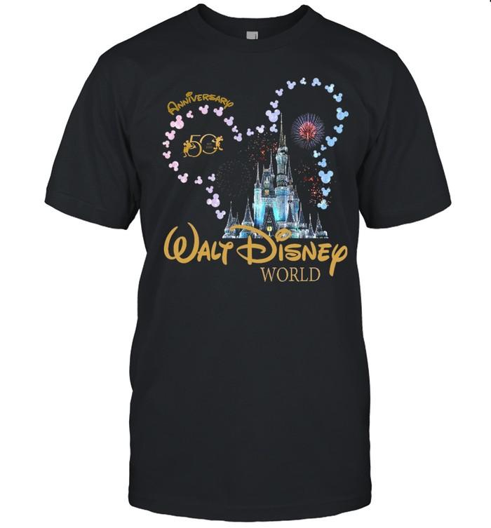 Anniversary walt disney world shirt Classic Men's T-shirt
