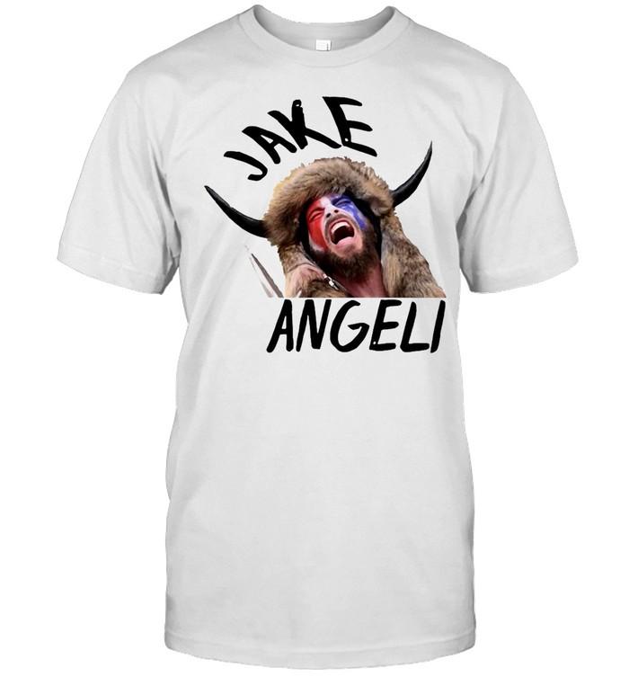 Jake Angeli A Former Supporter Of Former President T-shirt Classic Men's T-shirt