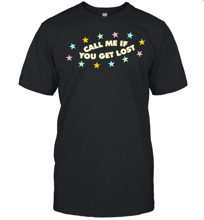 Call Me If You Get Lost shirt Classic Men's T-shirt