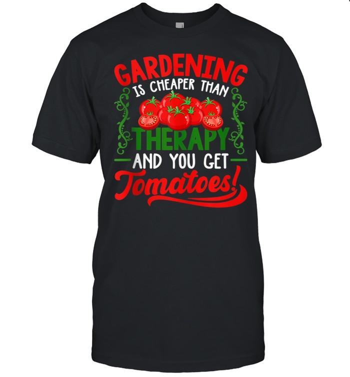 Gardening  Fun Farmers Garden Market With Sayings shirt Classic Men's T-shirt