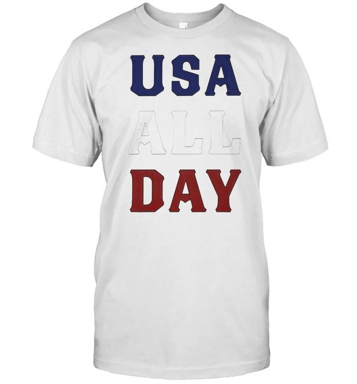 USA all day shirt Classic Men's T-shirt