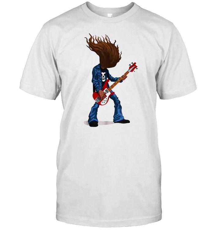 Cliffs Burtons Guitar Player T- Classic Men's T-shirt