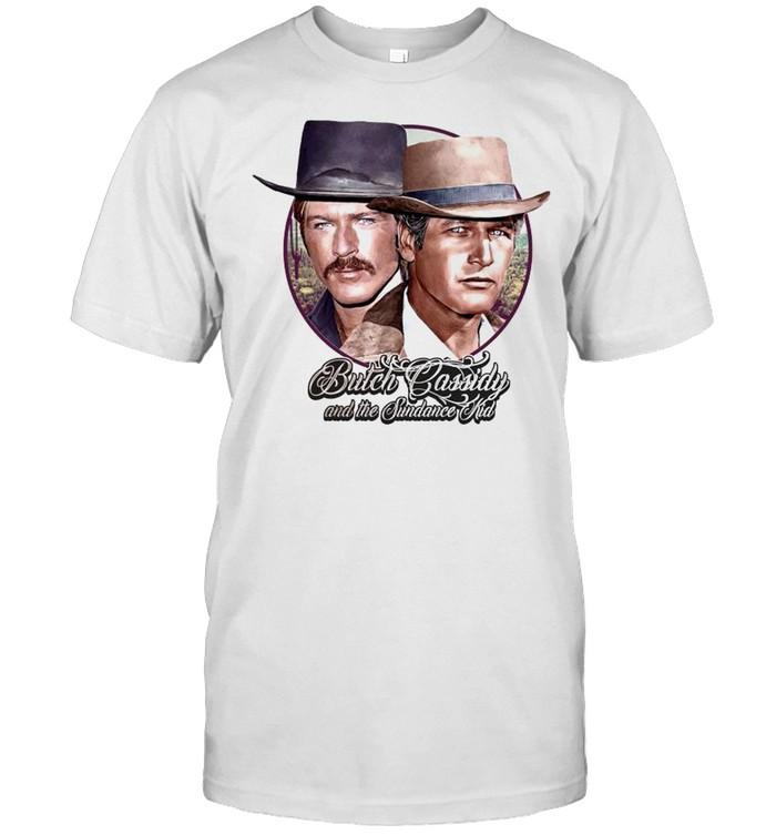 Butch Cassidy and the sundance kid shirt Classic Men's T-shirt
