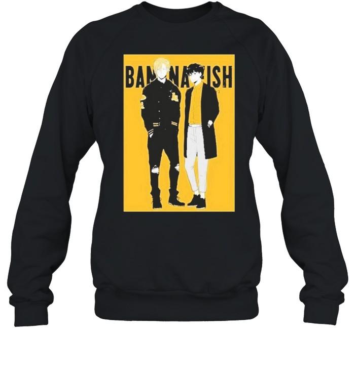 Banana Fish shirt Unisex Sweatshirt