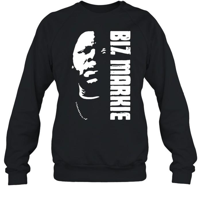 Biz Markie Rip Legend shirt Unisex Sweatshirt