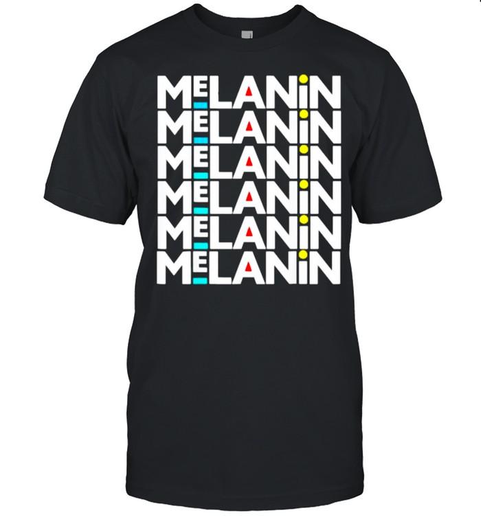 Melanin Black Girl Magic T- Classic Men's T-shirt