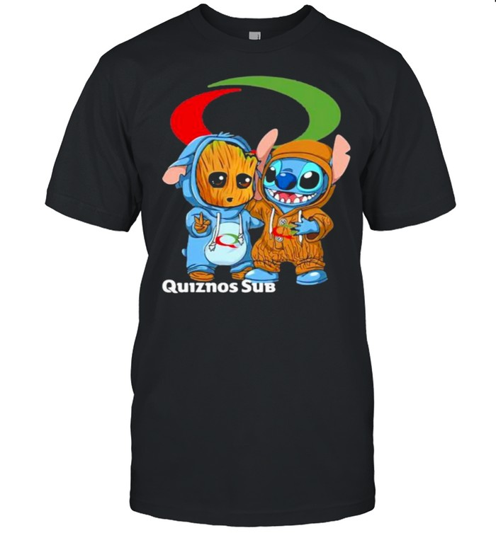 Quiznos Sub Stick And The War  Classic Men's T-shirt
