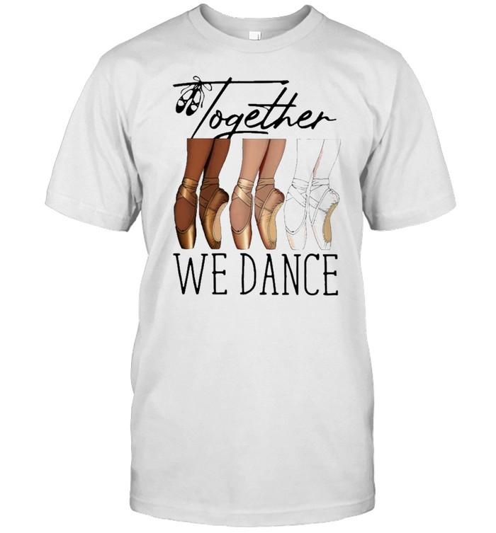 Ballet together we dance shirt Classic Men's T-shirt