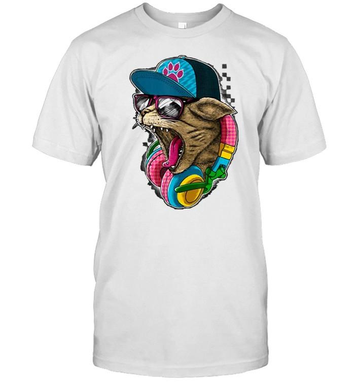 Groovy Cat T- Classic Men's T-shirt