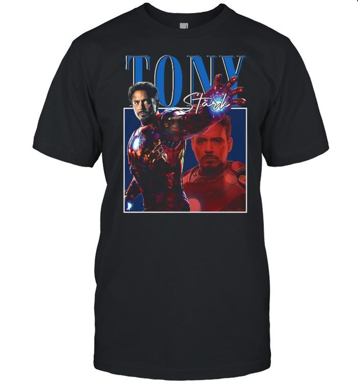 Vintage Tony Stark shirt Classic Men's T-shirt