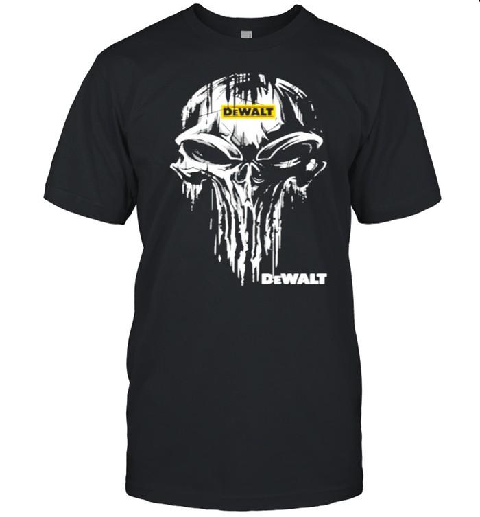 DeWalt Skull DeWalt  Classic Men's T-shirt
