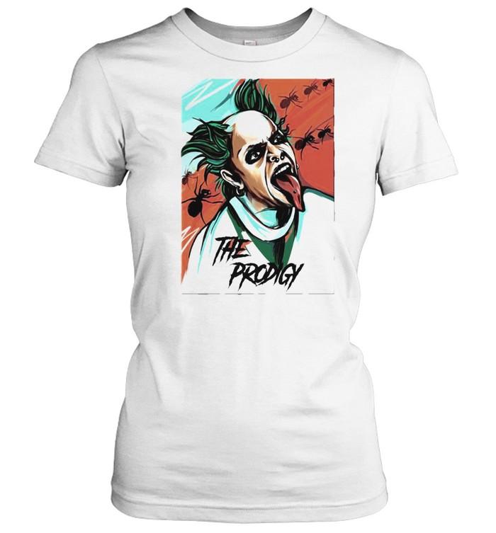 Keith Flint the prodigy shirt Classic Women's T-shirt