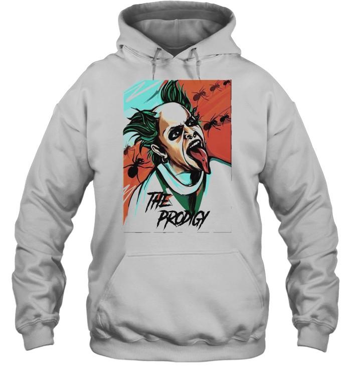 Keith Flint the prodigy shirt Unisex Hoodie