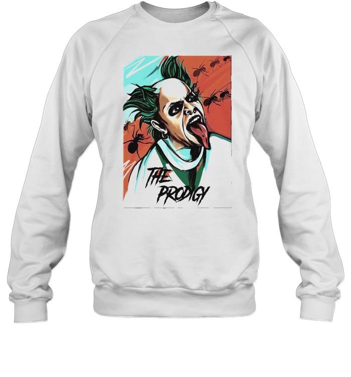 Keith Flint the prodigy shirt Unisex Sweatshirt