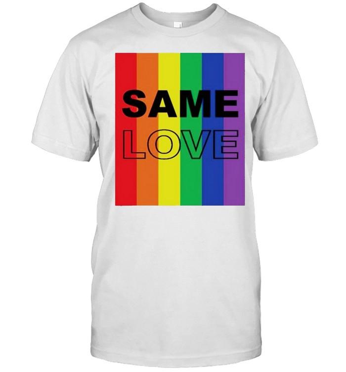 Vettel same love shirt Classic Men's T-shirt