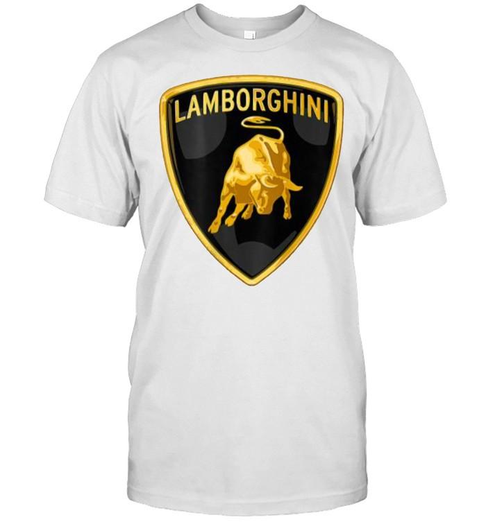 Lamborghini Logo T- Classic Men's T-shirt