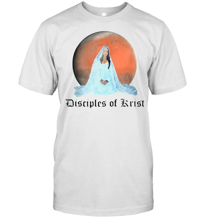 Disciples of Krist Moon T- Classic Men's T-shirt