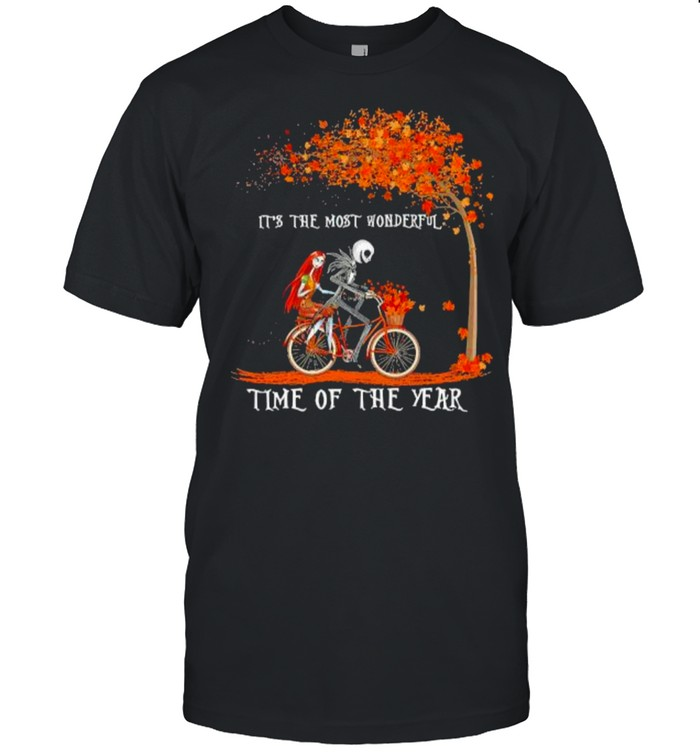 Its the most wonderful time of the year jack skellington shirt Classic Men's T-shirt
