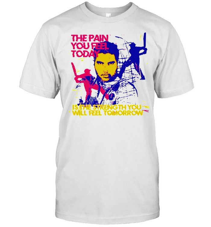 The pain you feel today is the strength you shirt Classic Men's T-shirt