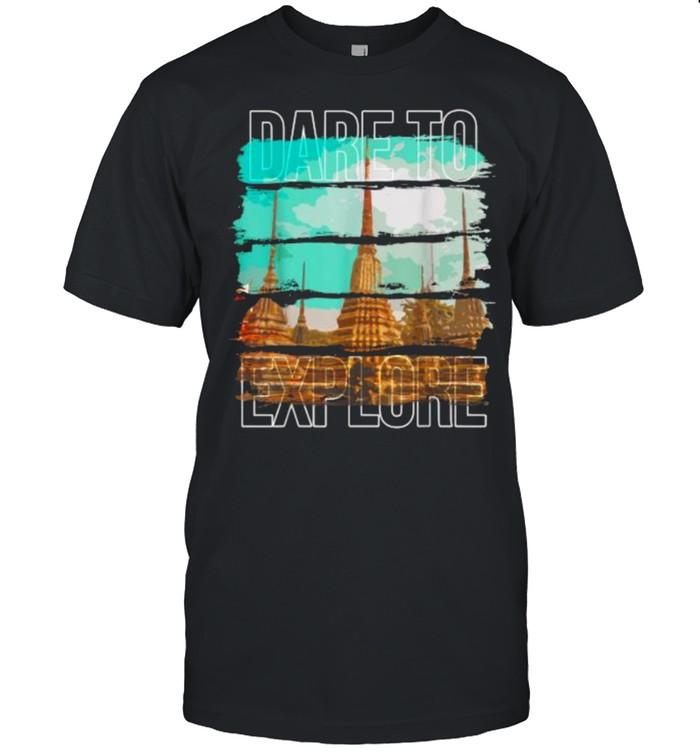 dare To Explore – Asia T- Classic Men's T-shirt