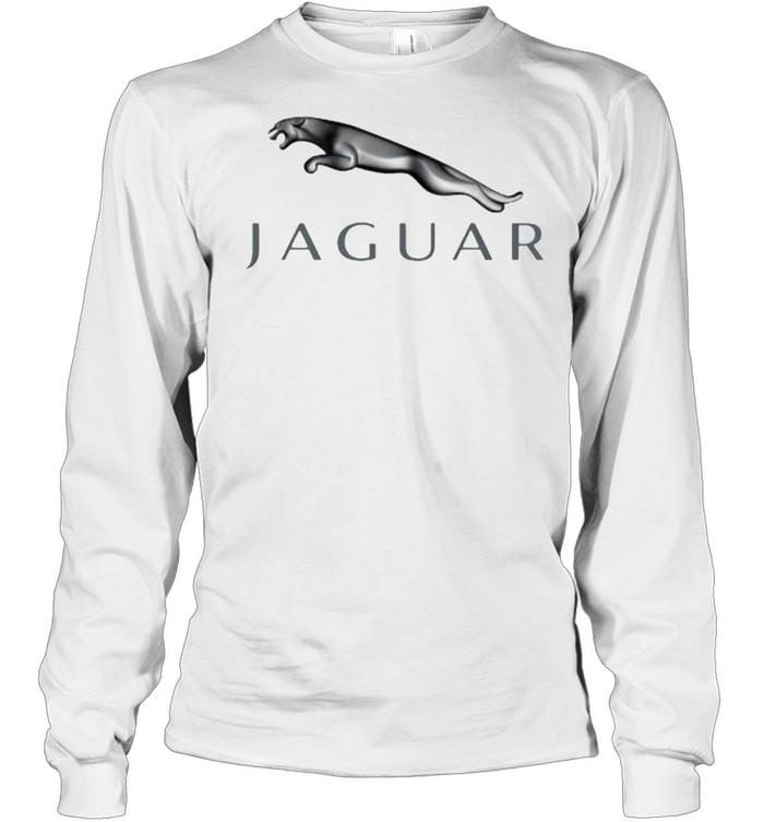 Jaguar Car Logo T- Long Sleeved T-shirt
