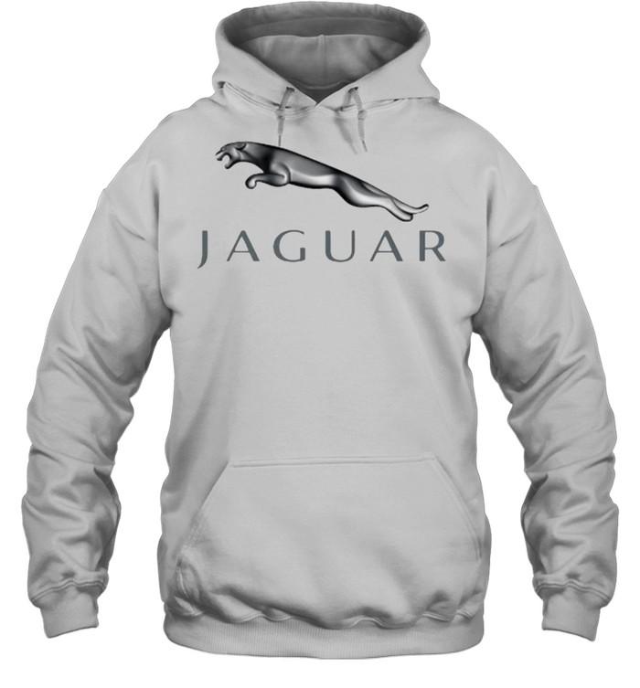 Jaguar Car Logo T- Unisex Hoodie