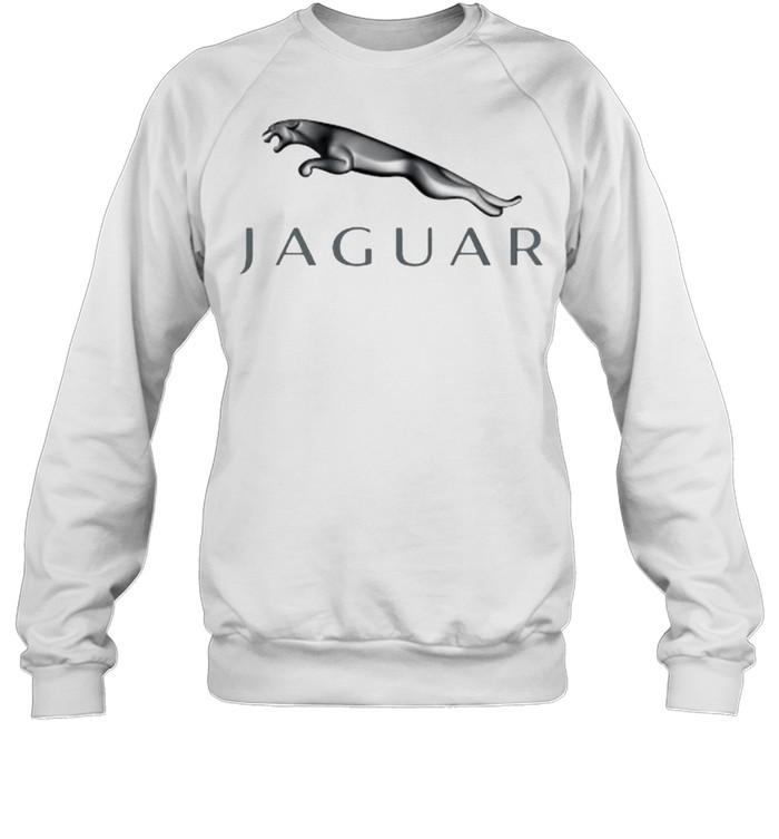 Jaguar Car Logo T- Unisex Sweatshirt