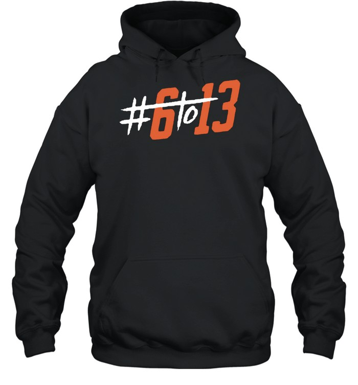 #6to13 Cleveland Football T- Unisex Hoodie