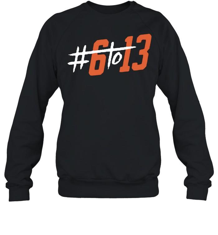 #6to13 Cleveland Football T- Unisex Sweatshirt