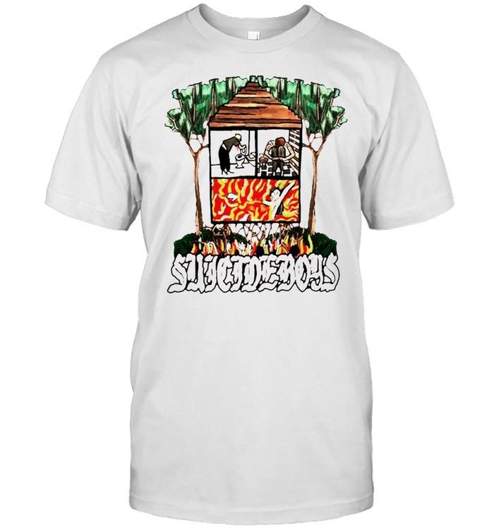 G59 Grey Five Nine shirt Classic Men's T-shirt