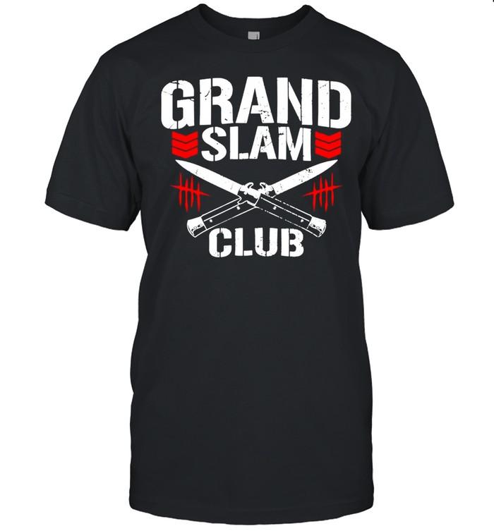 Grand Slam Club shirt Classic Men's T-shirt