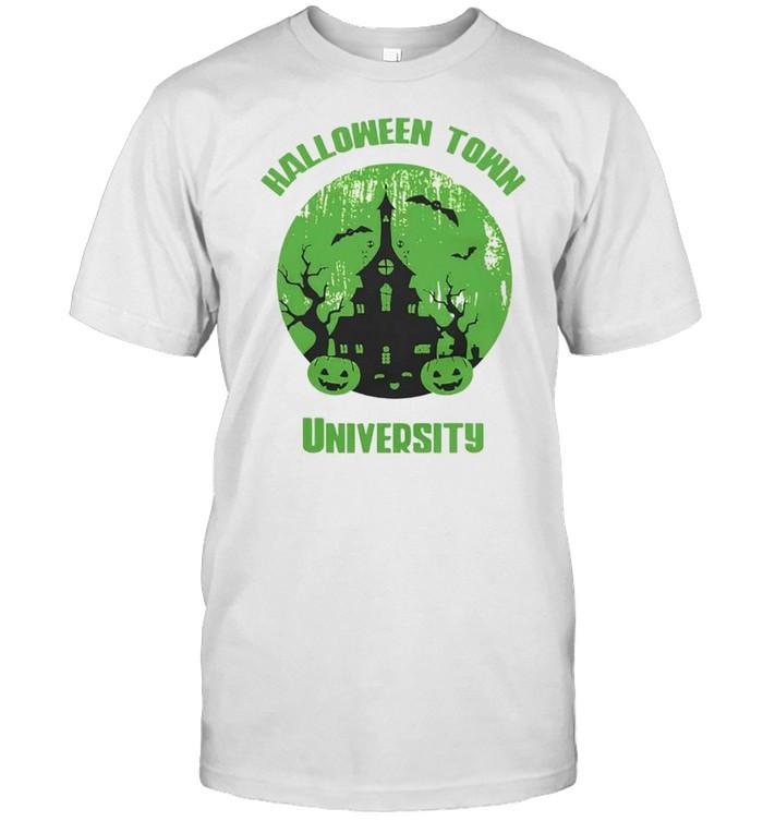 Halloween town university shirt Classic Men's T-shirt
