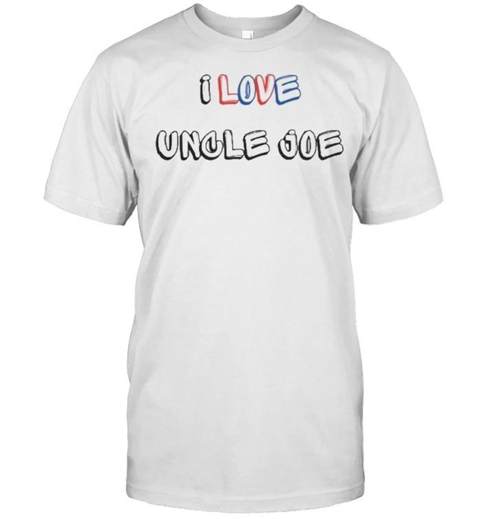 I Love Uncle Joe T- Classic Men's T-shirt