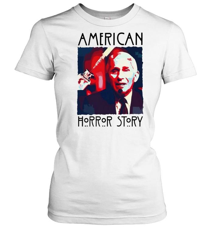 Fauci American horror story shirt Classic Women's T-shirt