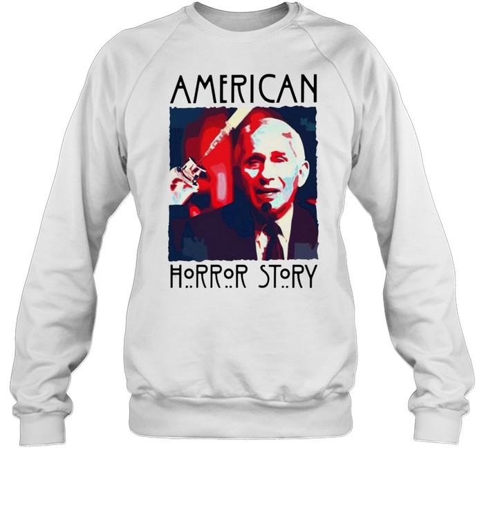 Fauci American horror story shirt Unisex Sweatshirt