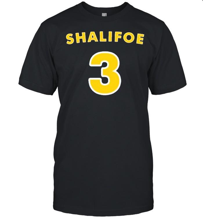 Toni Shalifoe basketball shirt Classic Men's T-shirt