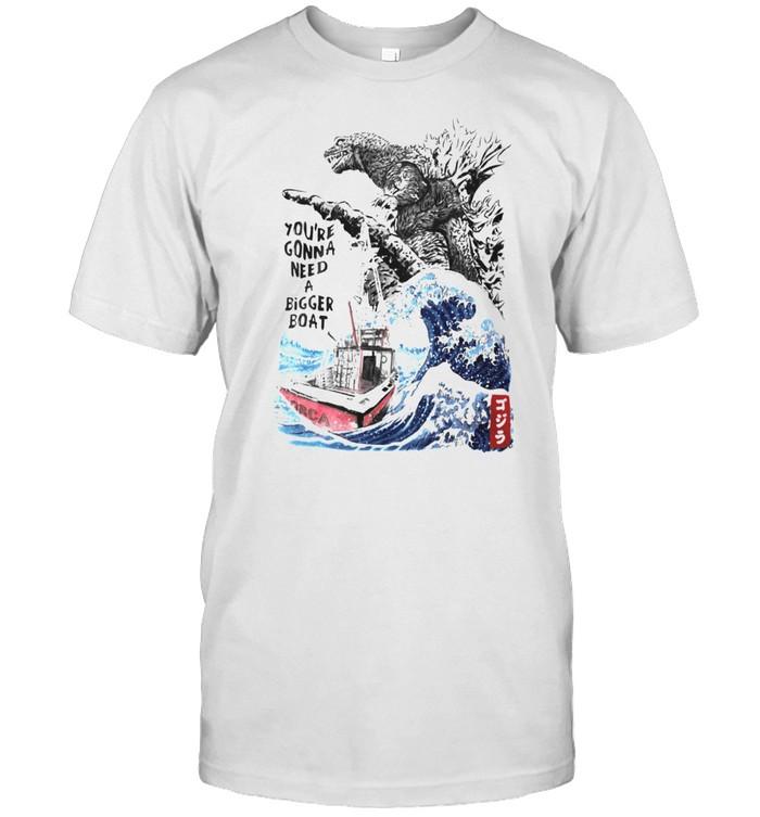 You're gonna need a bigger boat shirt Classic Men's T-shirt
