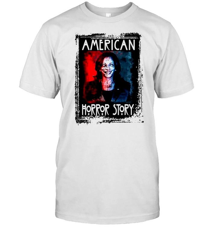 Kamala Harris American Horror Story Halloween shirt Classic Men's T-shirt