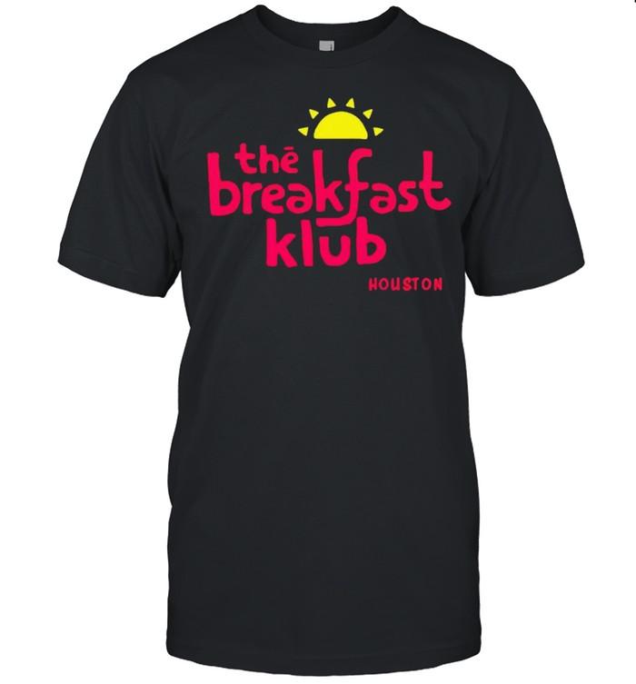 The Breakfast Klub Houton shirt Classic Men's T-shirt
