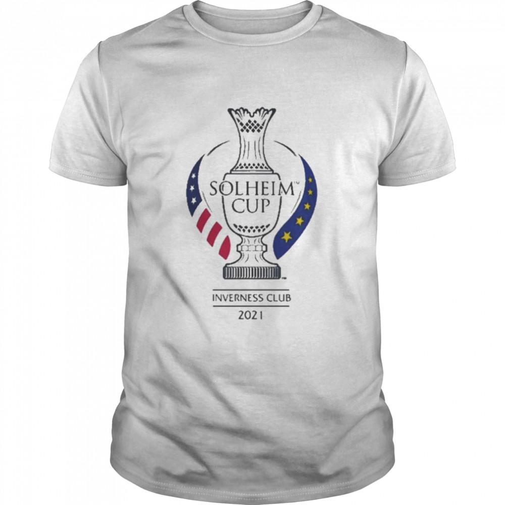 Europe win 2021 Solheim Cup Inverness Club T  Classic Men's T-shirt