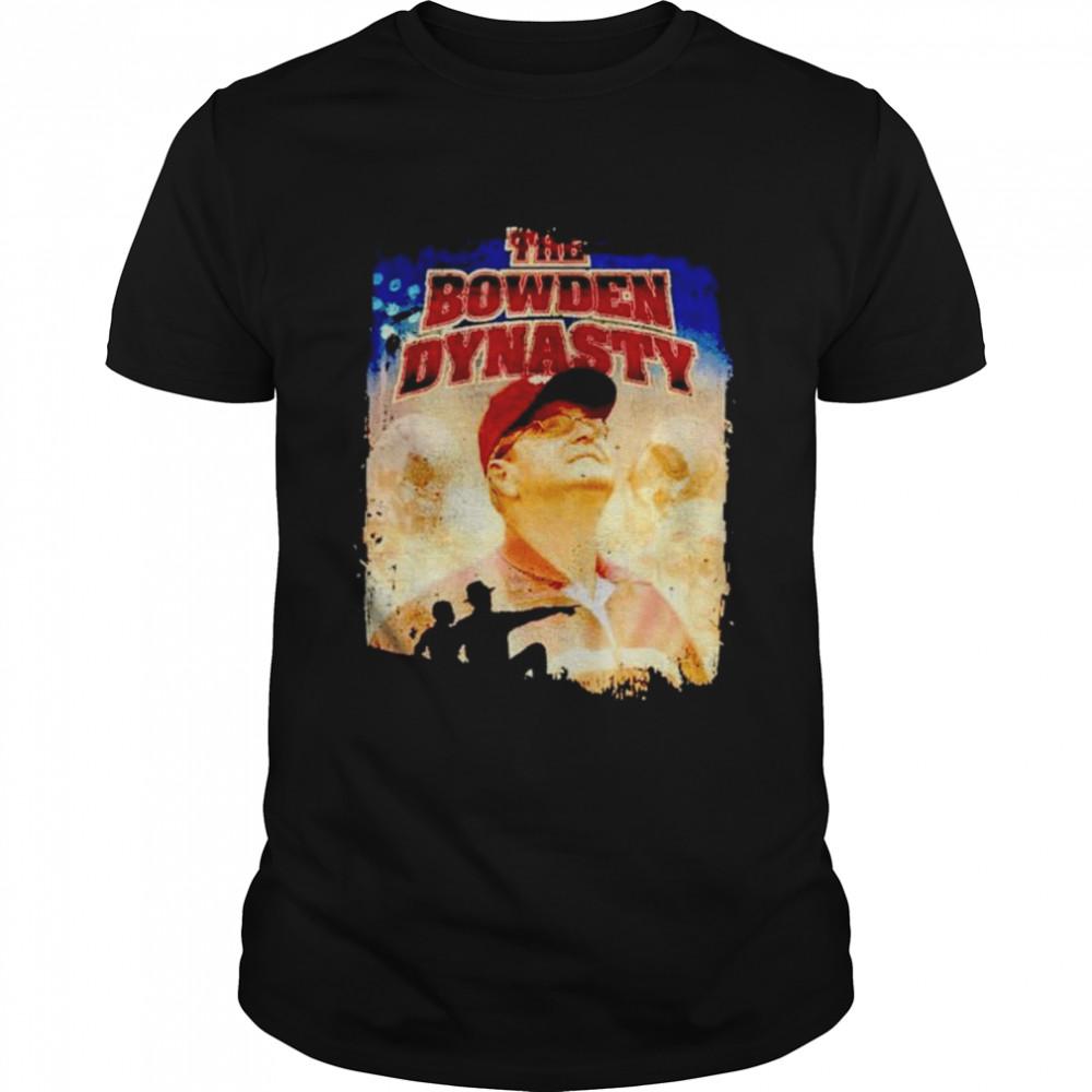 The Bobby Bowden Dynasty Florida football coach shirt Classic Men's T-shirt